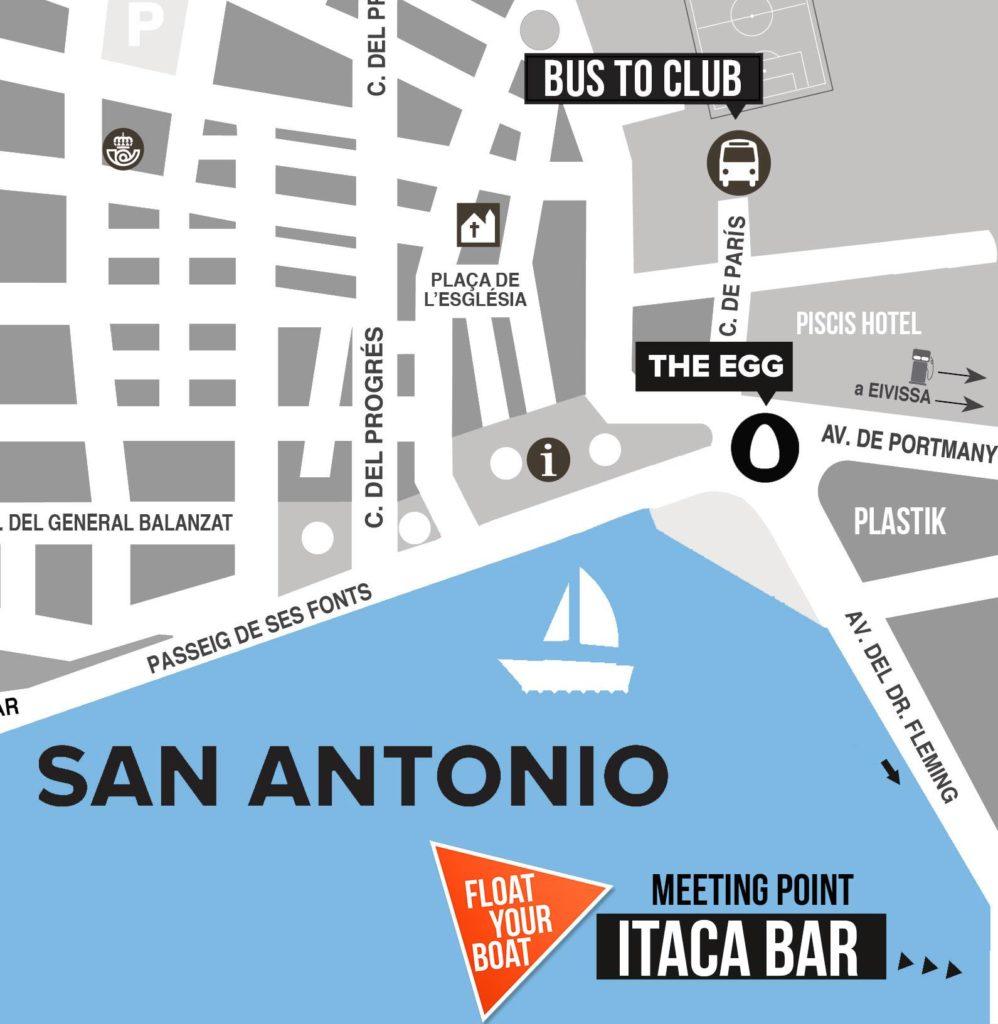 Itaca Map